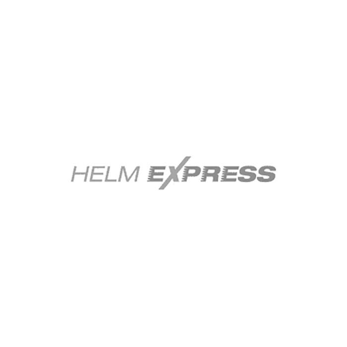 SHOT FURIOUS STORM CHROME Helm
