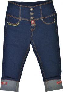 RUSTY PISTONS BETHANY Capri Jeans