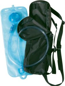 SHOT NYLON BAG und WASSER BAG 2,5 Liter